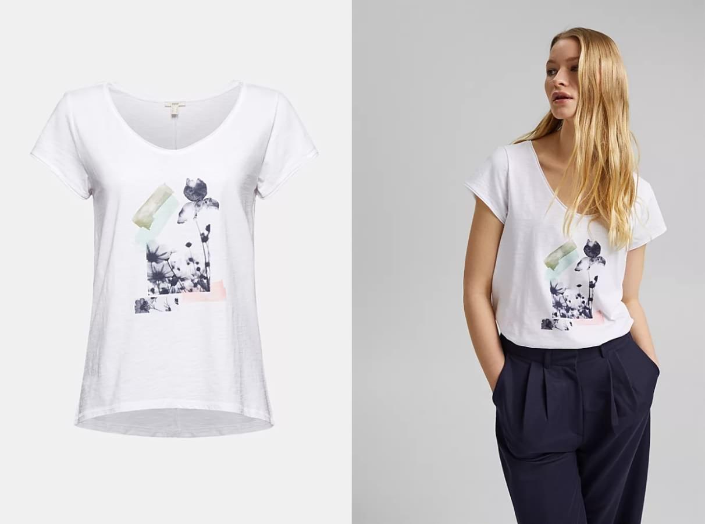 Женские футболки нового сезона: выбирайте принт!