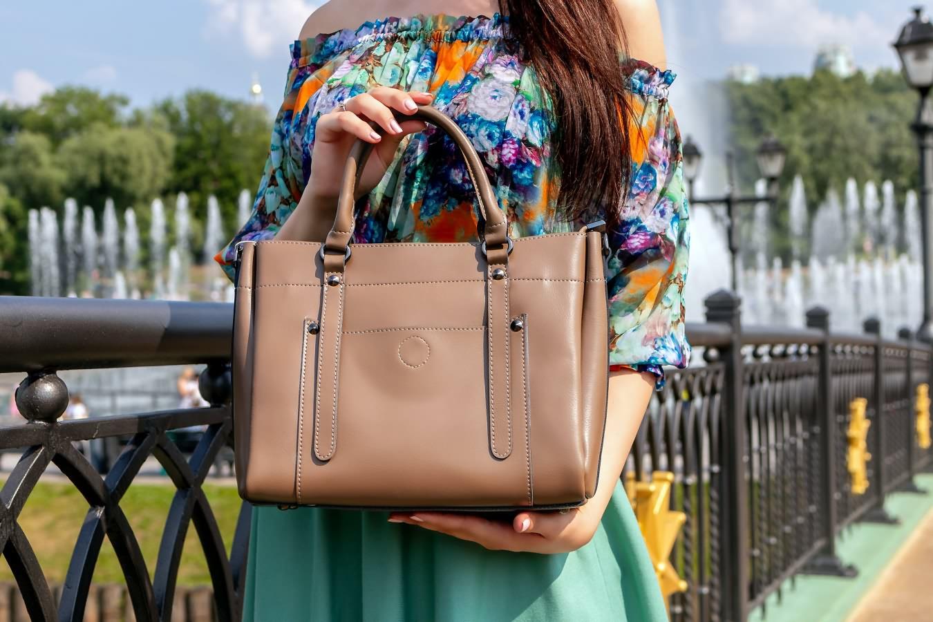 Как ухаживать за сумкой из натуральной кожи?