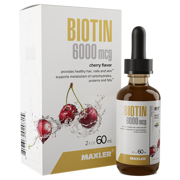 Biotin 6000mcg