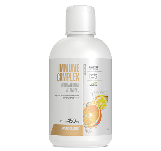 IMMUNE COMPLEX with natural Vitamin C