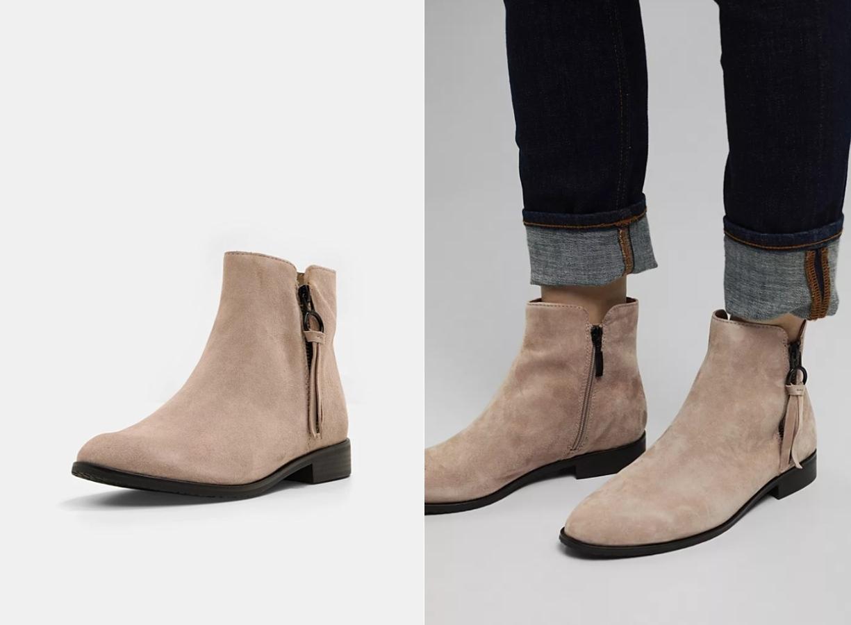 Самая модная женская обувь на осень