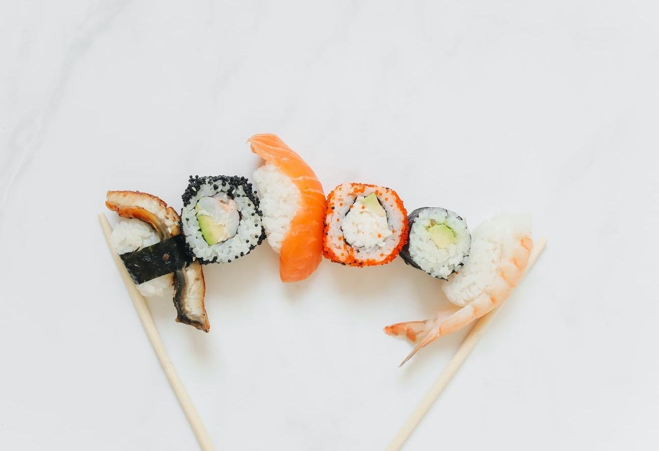 Как приготовить суши, как шеф-повар?