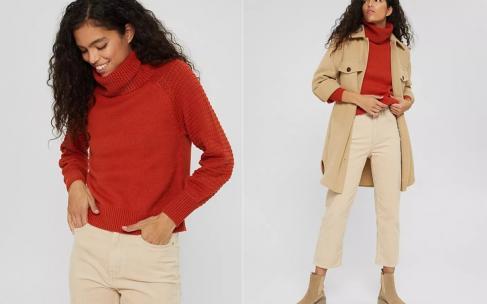 Яркие свитера для вашей стильной осени